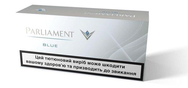 Parliament blue табачные стики блок купить сигареты опт украина